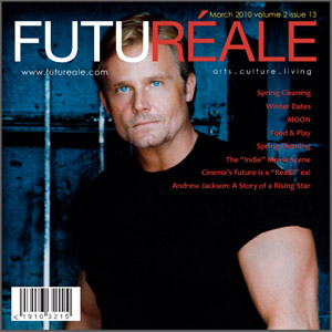 Andrew Jackson - Futureale - March 2010 - Cover